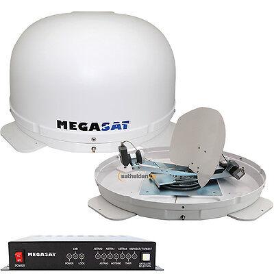 Megasat Campingman automatische mobile Trackingantenne Sat Antenne System