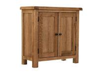 CON-45 : Oak Mini Cupboard