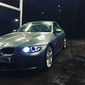 BMW 320i M sport 3 Series Coupe MSport - FSH - 2018 MOT - Stunning car not to be missed !