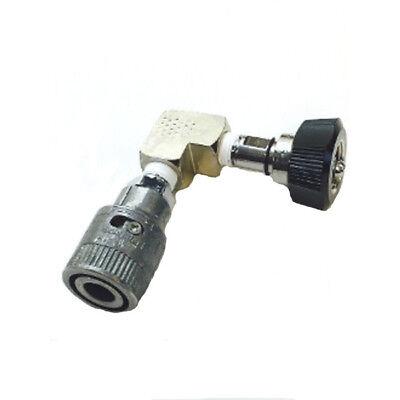Belmed 8157 Hall Drill Adapter Nitrogen Diss Hand Tight Schrader Female