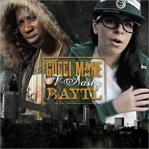 Baytl - Gucci Mane & V- - CD New Sealed
