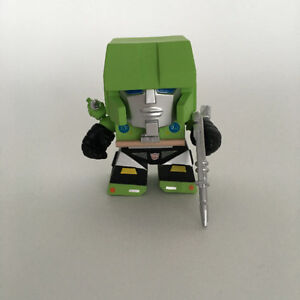 Transformers power pak action vinyls - Hound