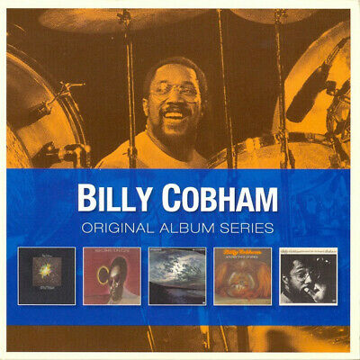 Billy Cobham - Original Album Series [New & Sealed] 5 CDS