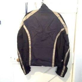 Frank Thomas Two Piece motorcycle suit