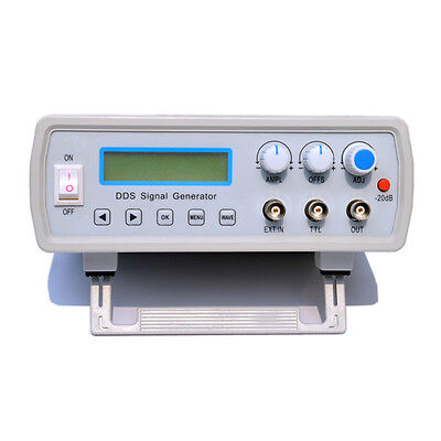 2mhz Dds Function Signal Generator Sinesquare Wave Sweep Frequency Meter