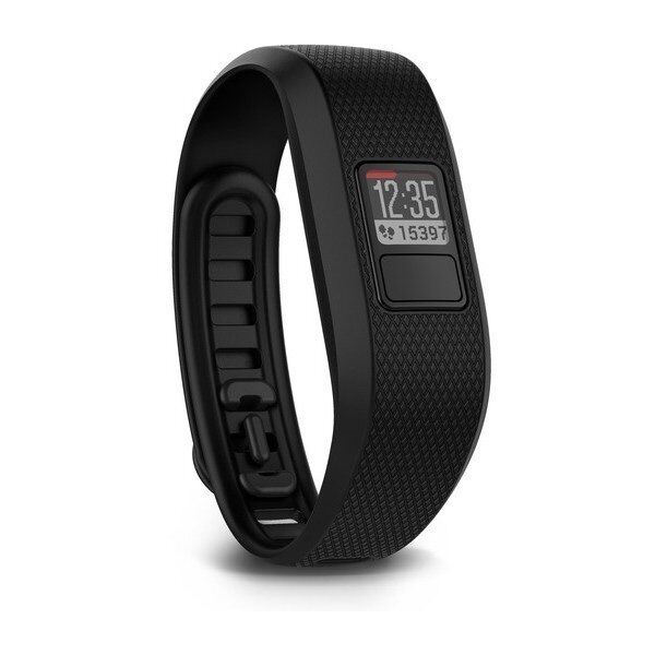 Купить Garmin vivofit 3 - Garmin vivofit 3 Regular Fitness Band Black 010-01608-00
