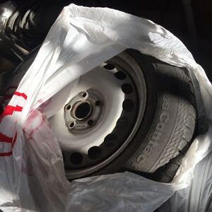 Fs: VW Tiguan Winter Tires