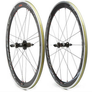 roues Campagnolo Bullet Ultra 50 Clincher Wheelset carbon