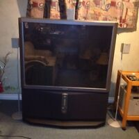 """Sony 53"""" Color Rear Projection TV"""