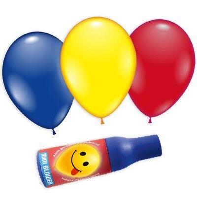 . Aufblashilfe für kinderleichtes Aufblasen (Ballons Aufblasen)