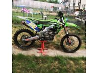Kxf 250 2016 pro circuit eddition not Yzf Crf ktm