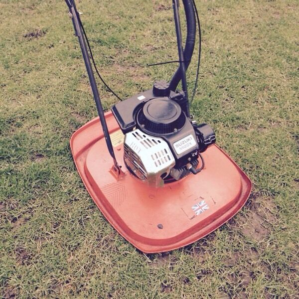 Flymo Hover Mower Suzuki M120x Commercial 20 Quot Cut In