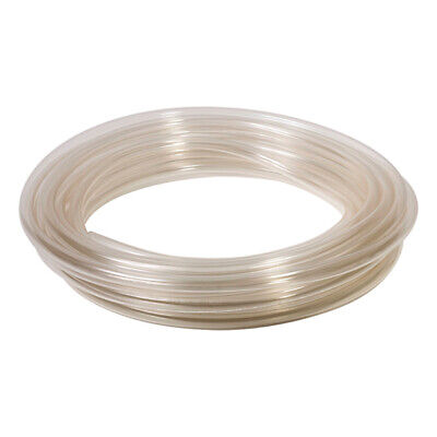 Firm Abrasion-Resistant Clear Tube for Air Inner Dia 5/16