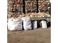 Firewood dry seasoned