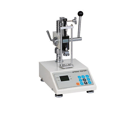 Ath-10p Spring Extension Compression Testing Machine Spring Meter Printer