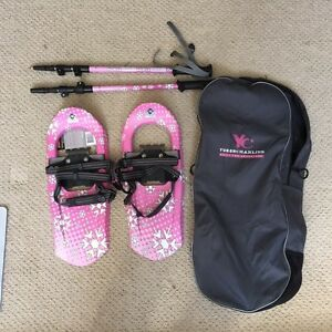 Girls snowshoes