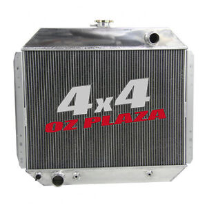 1966-1979 3ROW RADIATOR BRAND FOR 66-79 FORD F100 F150 F250 F350 Bronco TRUCK
