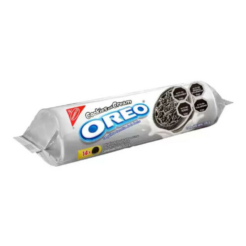 "RARE ""Cookies and Cream"" (Oreo flavored) OREO Cookies - still fresh!"