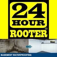 """BASEMENT WATERPROOFING, DRAIN AND FULL RENOVATION 30% OFF"""