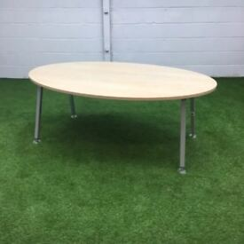 Maple Senator Oval Conference/Meeting Table 1 available