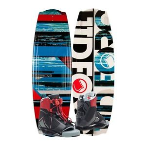 Wakeboard Liquid Force Trip/Bindings Index