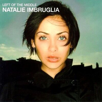Natalie Imbruglia   Left In The Middle      Cd  1998       Rock   Pop   Indie