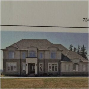 Luxurious 4795 sq ft home on 1.14 acre lot in Bradford