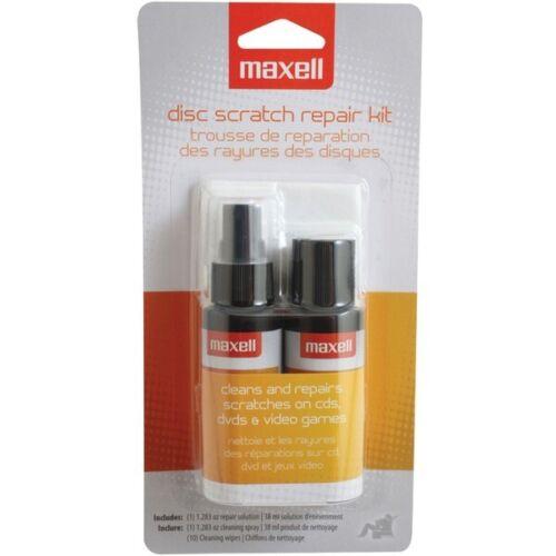 MAXELL 190041 CD/CD-ROM /DVD/Blu-Ray Disc Scratch & Repair Kit
