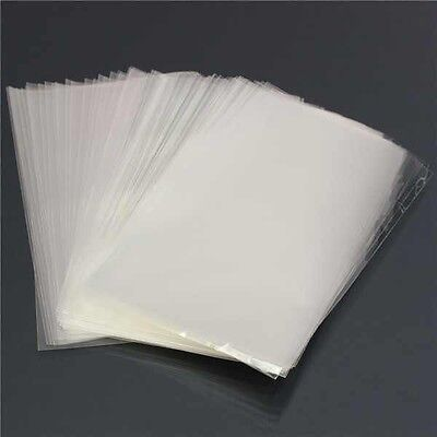 "20""x30"" (50 micron) 50 Clear Polythene Food Use, Sandwich, Storage Plastic Bags"