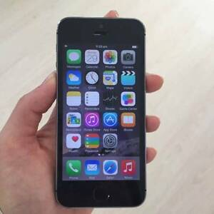 Apple iPhone 5S 16gb Black with Charge Cable Tax Invoice Surfers Paradise Gold Coast City Preview