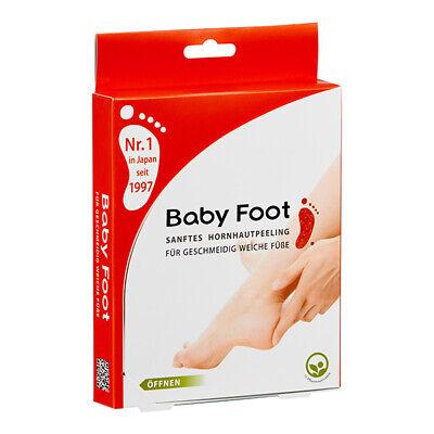 Baby Foot Sanftes Hornhautpeeling für Geschmeidig Weiche Füße 2x35ml,  35,5-44