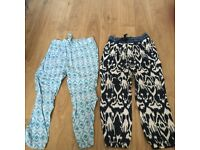 Girls trousers age 3-4