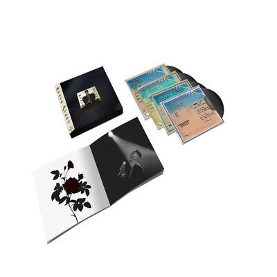 GRACE JONES Warm Leatherette 2016 Special Edition 180g vinyl 4-LP Box Set NEW