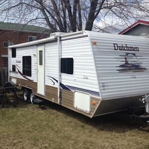 2008 travel trailer
