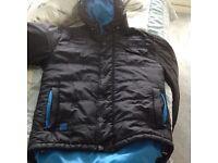 Nicholas deakins puffa coat vgc