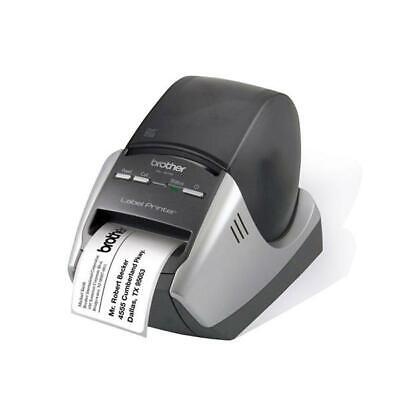 New Brother Ql-570 Professional Label Printer With Auto Cutter