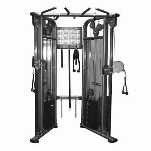 TAG FUNCTIONAL TRAINER ~ SILVER OR BLACK