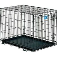 Dog Cage with separator