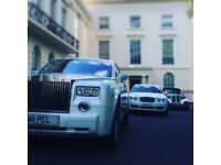 Luxury & Classic Wedding Car Hire ROLLS ROYCE | BENTLEY | BEAUFORD | LIMOUSINE
