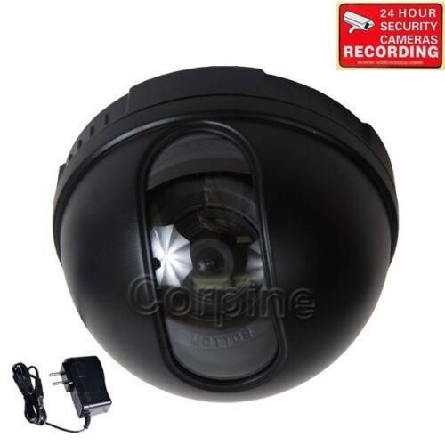 Dome Security Camera with SONY CCD Indoor Wide Angle CCTV Home Surveillance 1cy