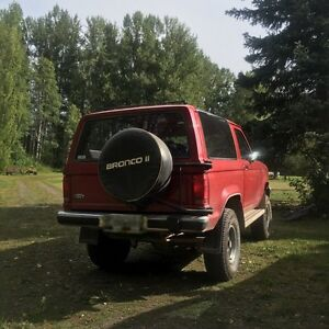 Looking for rear door for Bronco ll