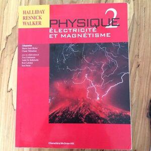 Physique électricité et magnétismr Gatineau Ottawa / Gatineau Area image 1