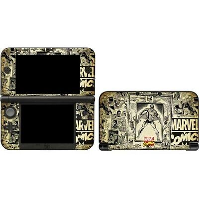 Marvel  Spider-Man  Comic Portrait Nintendo 3DS XL Skin By Skinit NEW
