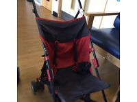 Basic pushchair
