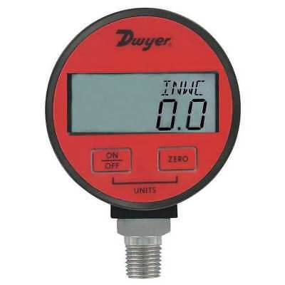 Digital Pressure Gauge,500 PSI DWYER INSTRUMENTS DPGA-11