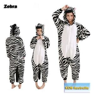 Zebra Onesie Costume New Arrival High Quality Marrickville Marrickville Area Preview
