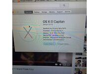 MacBook Pro apple 15 inch laptop