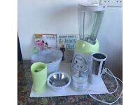 Rosemary Conley Energi Smoothie Juicer Blender Combo