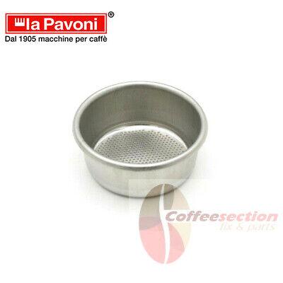 La Pavoni - Double 2 Cup Basket - Europiccola Professional Millenium Models