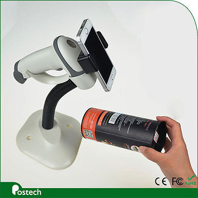 Wireless Bluetooth Barcode Scanners Hs02 2d Handheld With Usb Rs232 Interface